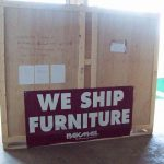 WE BUILD ALL SIZES CUSTOM CRATES FOR DOMESTIC AND INTERNATIONAL SHIPPING